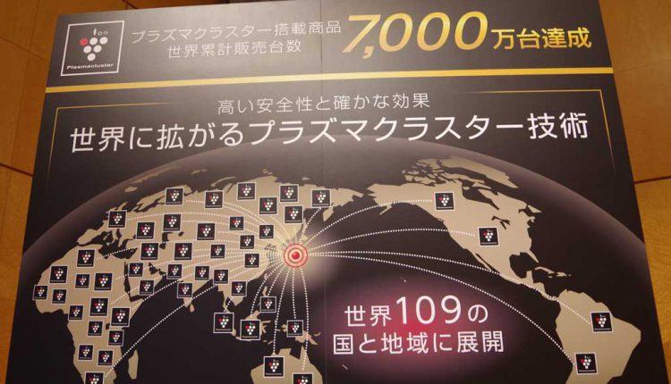 海外での販売台数は2009年度から2016年度で約5倍、国内も含めた全体でのウェイトは27%