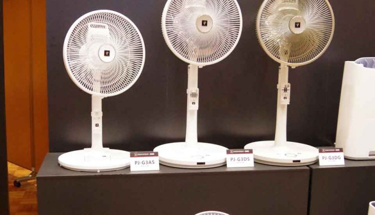 プラズマクラスター扇風機の新商品