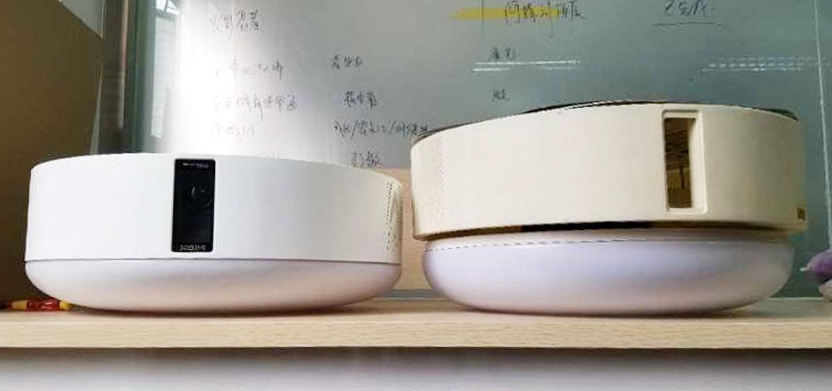 最終完成品(左)と再調整を決断したときの完成品(右)