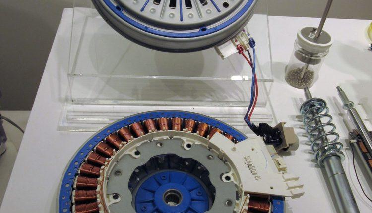 低騒音を実現するダイレクトドライブ方式は同社が長年、洗濯機に採用してきた技術