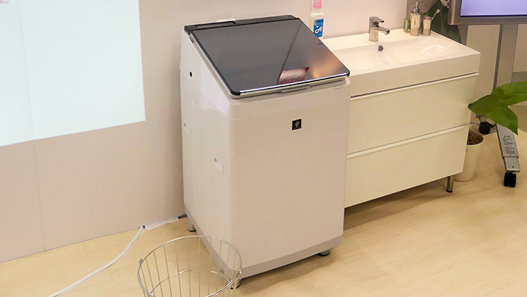 Sharp-launches-vertical-wash-dryer-with-AIoT_top