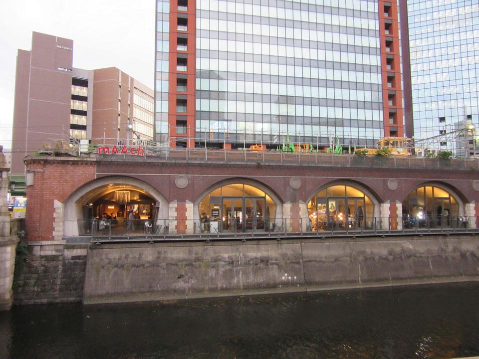 ONKYO BASE」は旧万世橋駅跡地の商業施設にインショップとして出店