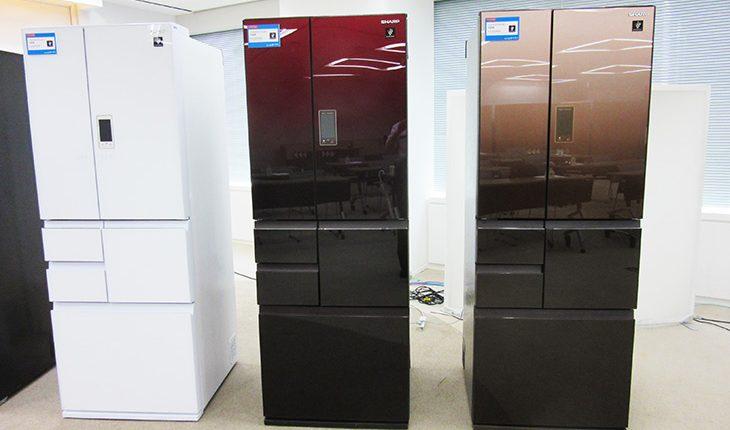 Sharp-plasma-cluster-refrigerator_top