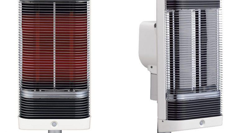 コアヒートの遠赤外線は輻射熱で身体を直接暖める。ネーミングは身体の芯(CORE)と熱(HEAT)からきている
