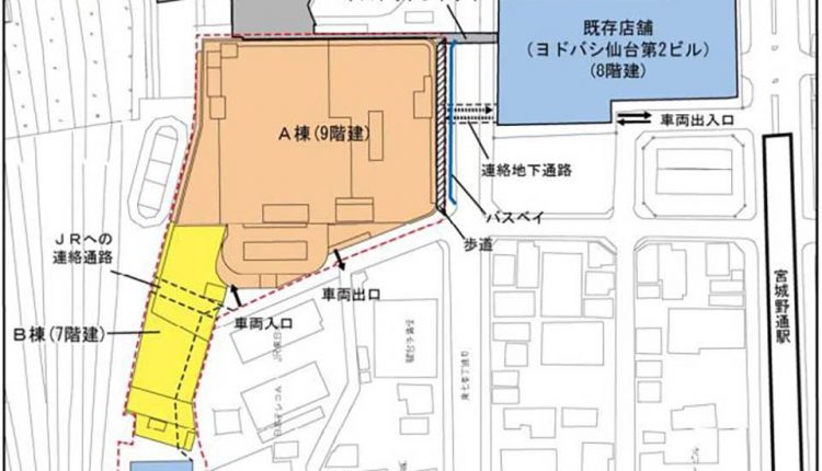 Yodobashi-Sendai-No.1-Building-Development-Plan_03