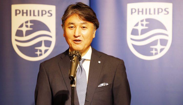 フィリップス・ジャパン 堤浩幸代表取締役社長